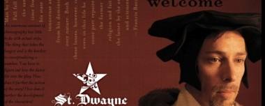 dwayneSt. Dwayne Design Website