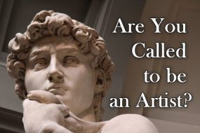 Are You Called to be an Artist?