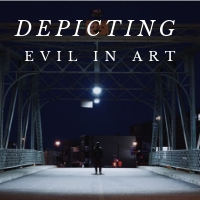 depicting evil in art