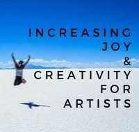 Increasing Joy & Creativity for Artists