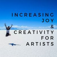 Increasing Joy and creativity for artists