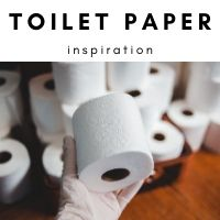 toilet paper inspiration