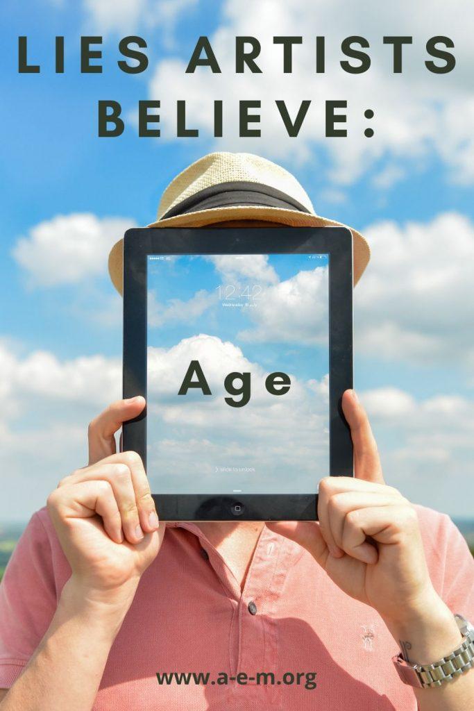 lies artists believe age