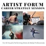 artist forum career strategy session