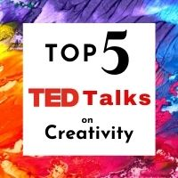 top 5 ted talsk on creativity