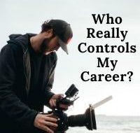 Who Really Controls My Career?