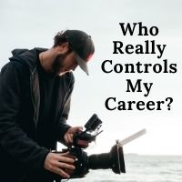 who really controls my career