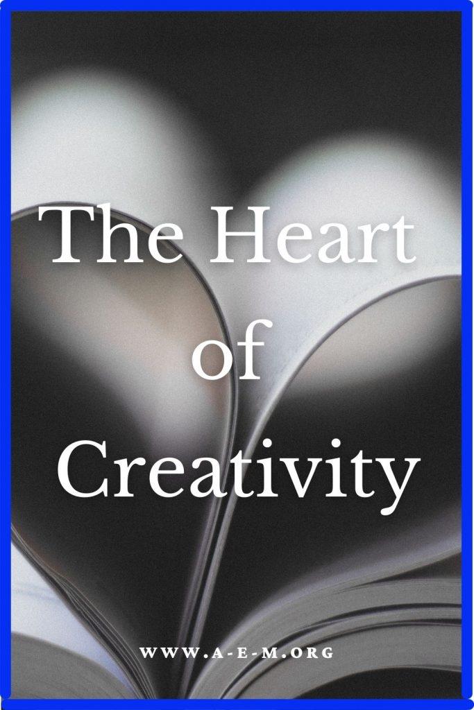 the heart of creativity
